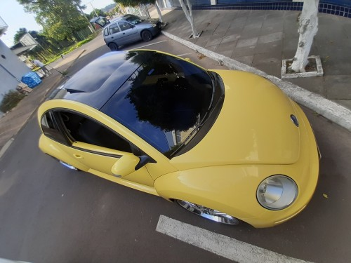 Foto do veículo VW - VolksWagen New Beetle 2.0 Mi Mec./Aut. 2009/2009 ID: 82011