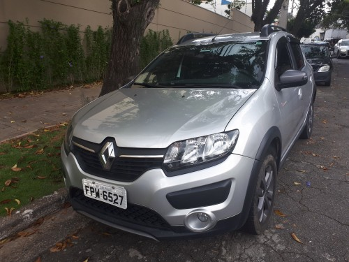 Foto do veículo Renault SANDERO STEP. Easy R R.CURL H.P. 1.6 5p 2017/2016 ID: 82026