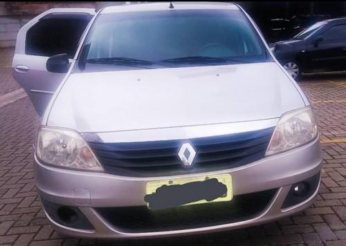 Foto do veículo Renault LOGAN Authentique Hi-Flex 1.6 8V 4p 2011/2010 ID: 82046