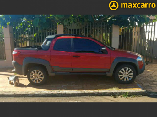 Foto do veículo FIAT Strada Adv. M. March. 1.8 Flex 16V CD 2016/2016 ID: 40643