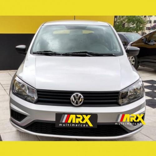 Foto do veículo VW - VolksWagen Gol 1.6 Mi Plus Total Flex 8V 4p 2019/2018 ID: 82180