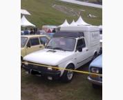 Fiat 147 Furgão (todos) 1985/1986