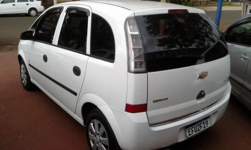 Foto do veículo GM - Chevrolet Meriva Joy 1.4 MPFI 8V ECONOFLEX 5p 2011/2010 ID: 83215