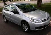 VW - VolksWagen Gol (novo) 1.0 Mi Total Flex 8V 4p 2011/2011