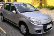 Renault SANDERO Authentique Hi-Flex 1.6 8V 5p 2012/2012