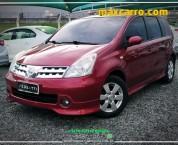 Nissan LIVINA SL 1.8 16V Flex Fuel Aut. 2009/2010