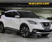 Nissan KICKS SL 1.6 16V FlexStar 5p Aut. 2016/2017