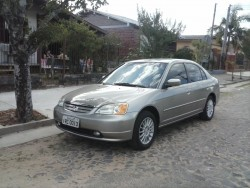 Honda Civic Sedan LX/LXL 1.7 16V 115cv Aut. 4p 2003/2003