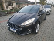 Ford Fiesta TIT./TIT.Plus 1.6 16V Flex Aut. 2014/2015