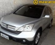 HONDA CR-V LX 2.0 16V 2WD/2.0 Flexone Aut. 2009/2009