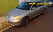 HONDA Civic Sedan EX 1.7 16V 130cv Aut. 4p 2001/2002