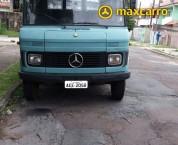 MERCEDES-BENZ 708 2p (diesel) 1988/1988