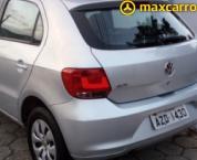 VW - VOLKSWAGEN Gol Trendline 1.0 T.Flex 12V 5p 2014/2015