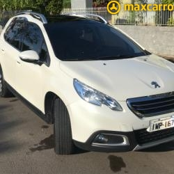 PEUGEOT 408 Sedan Griffe 1.6 Turbo 16V 4p Aut. 2016/2015