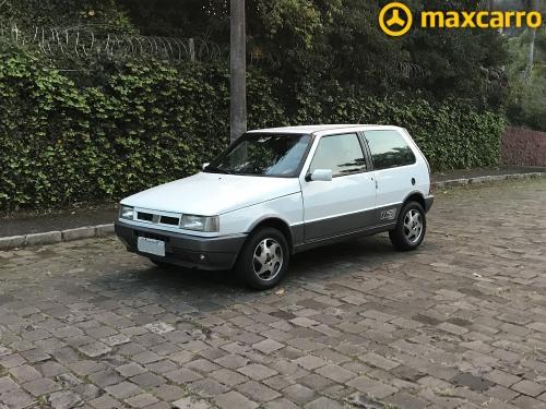 Foto do veículo FIAT Uno 1.6R mpi / 1.6R / 1.5R 1993/1993 ID: 36525