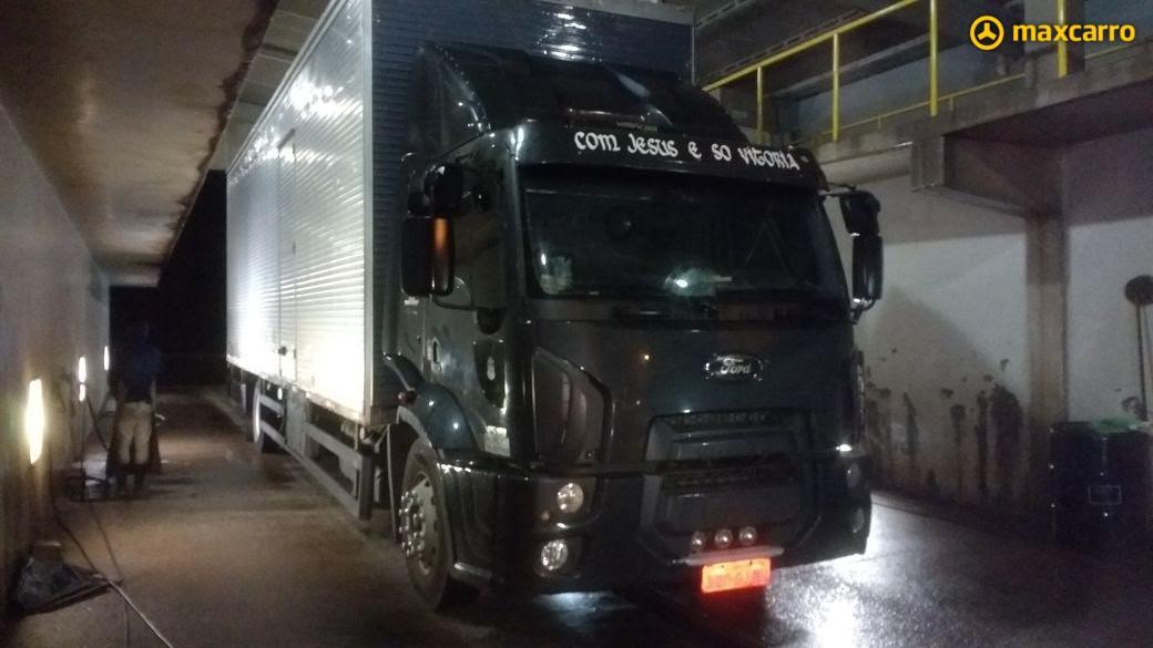 FORD CARGO 1519 E Turbo 2p (diesel)(E5) 2013/2013