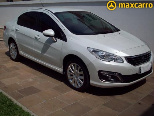 Foto do veículo PEUGEOT 408 Sedan Allure 2.0 Flex 16V 4p Aut. 2016/2016 ID: 37031
