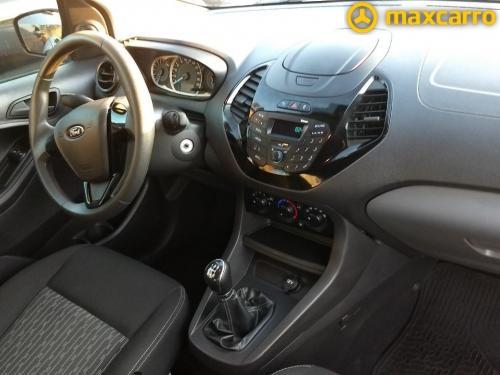 Ford Ka Sedan 1 5 16v Flex 4p 2017 A Venda Em Porto Alegre Rs