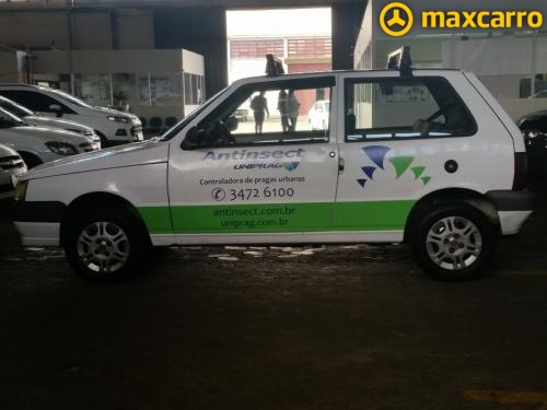 Foto do veículo FIAT Uno Mille 1.0 Fire/ F.Flex/ ECONOMY 2p 2011/2011 ID: 40293