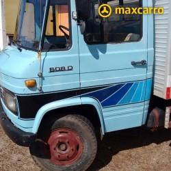 MERCEDES-BENZ 608 2p (diesel) 1984/1984