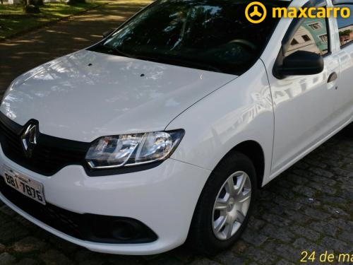 Foto do veículo RENAULT SANDERO Authentique Flex 1.0 12V 5p 2018/2017 ID: 40882