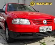VW - VOLKSWAGEN Gol (novo) 1.0 Mi Total Flex 8V 2p 2008/2007