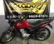 HONDA CG 125 FAN ES 2009/2009