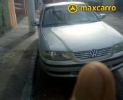 VW - VOLKSWAGEN Gol 1.0 Plus 16v 4p 2000/2000