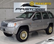 JEEP Grand Cherokee Limited 4.7 2002/2002