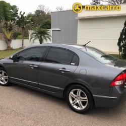 HONDA Civic Sedan EXS 1.8/1.8 Flex 16V Aut. 4p 2007/2007