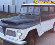 FORD JEEP WILLYS 1968/1968
