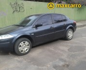 RENAULT Megane Sedan Expression Hi-Flex 1.6 16V 2009/2008