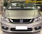 HONDA Civic Sedan LXR 2.0 Flexone 16V Aut. 4p 2015/2015