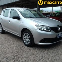 RENAULT SANDERO Authentique Hi-Power 1.0 16V 5p 2018/2018