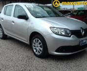 RENAULT SANDERO Authentique Hi-Flex 1.0 16V 5p 2016/2015